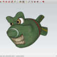 Download free 3D printing templates Smart Bomb boom, rostchup228