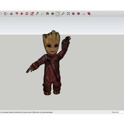 Descargar modelos 3D gratis Baby_Groot, rostchup228