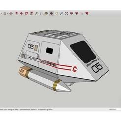 Descargar diseños 3D gratis USS_Enterprise_NCC_1701_D_Navette, rostchup228
