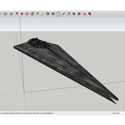 Descargar archivo 3D gratis Star_Wars_Star_Destroyer, rostchup228