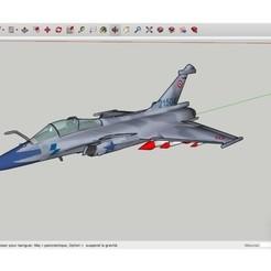 Impresiones 3D gratis Rafale_C_Dassault, rostchup228