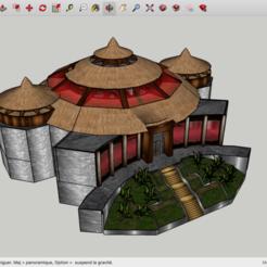 Download free 3D model Jurassic Park Center Center, rostchup228