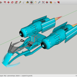 Download free STL files SpaceBike, rostchup228