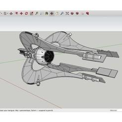 Descargar archivos 3D gratis Chiss_Clawcraft_Star_Wars, rostchup228