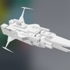 Free 3D model SpaceShip, rostchup228
