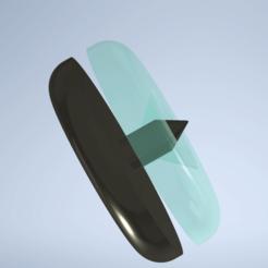Descargar Modelos 3D para imprimir gratis ¡El tapón del cinturón de seguridad mantiene tu hebilla levantada!, berrevoetsmarco