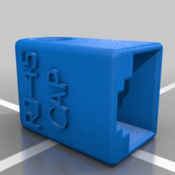 Descargar archivo 3D gratis RJ45 conector de red protector_organizador, berrevoetsmarco