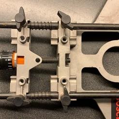 Descargar Modelos 3D para imprimir gratis ¡Actualizado! Guía paralela de Bosch 2607001387 MOD estable, berrevoetsmarco