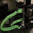 Download free 3D printer designs Ender 3  Z axis  nema chain mount, berrevoetsmarco