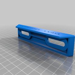 Descargar Modelos 3D para imprimir gratis Reparación de la guía paralela de Bosch 3 602 386 501, berrevoetsmarco
