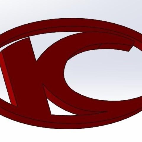 Télécharger plan imprimante 3D gatuit Logo Kymco , DylM12