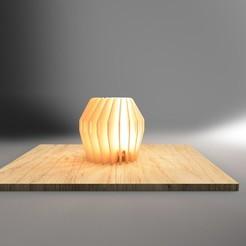 Télécharger fichier impression 3D LAMPE MINI-SPOT, lockdowno