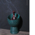 3D print files Drogon egg incense holder incense burner Dragon Got Game of thrones smoky dragon smoke, ponchoaem