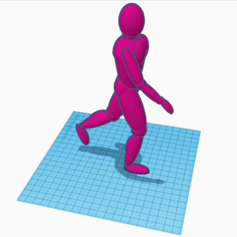 Modelos 3D Humano, mmoreno19