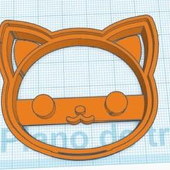 gatiti.jpg Télécharger fichier STL Un moule à biscuit pour chat • Modèle pour imprimante 3D, SandryBoop