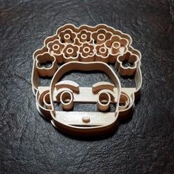 20190705_182529.jpg Télécharger fichier STL L'emporte-pièce de Frida • Design à imprimer en 3D, SandryBoop