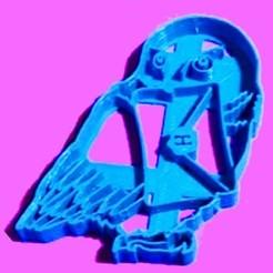 HP-Hedwig.jpg Download STL file Harry Potter owl Hedwig- owl • 3D print design, SandryBoop