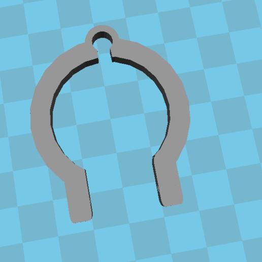 Capture 2.PNG Télécharger fichier STL gratuit Attache Gaine vélo • Plan à imprimer en 3D, vincendetgeraud