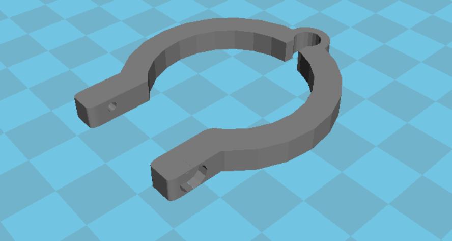 Capture.PNG Télécharger fichier STL gratuit Attache Gaine vélo • Plan à imprimer en 3D, vincendetgeraud