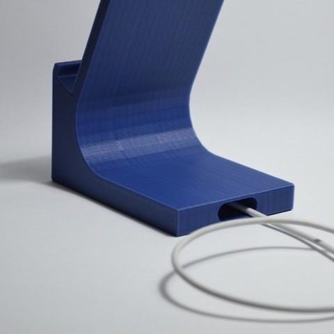 3D printer models Dock station for apple iPhone, 3DPRintech