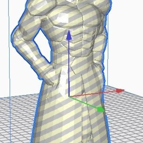 3D print model Hit 2 Dragon ball, misvivos