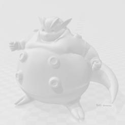 Télécharger modèle 3D Janemba gras, misvivos