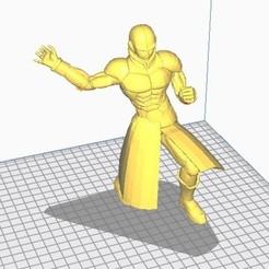 3D printing model Hit Dragon ball, misvivos