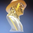 Download free 3D model Bust michael jackson, fantibus14