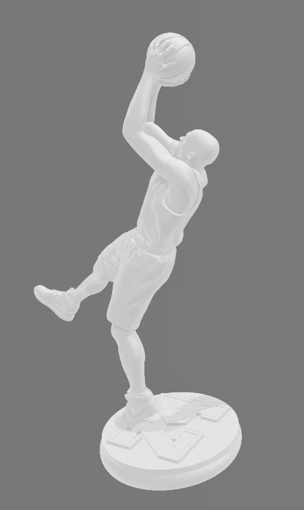 kobe 2.png Télécharger fichier STL gratuit statue kobe bryant • Design à imprimer en 3D, fantibus14