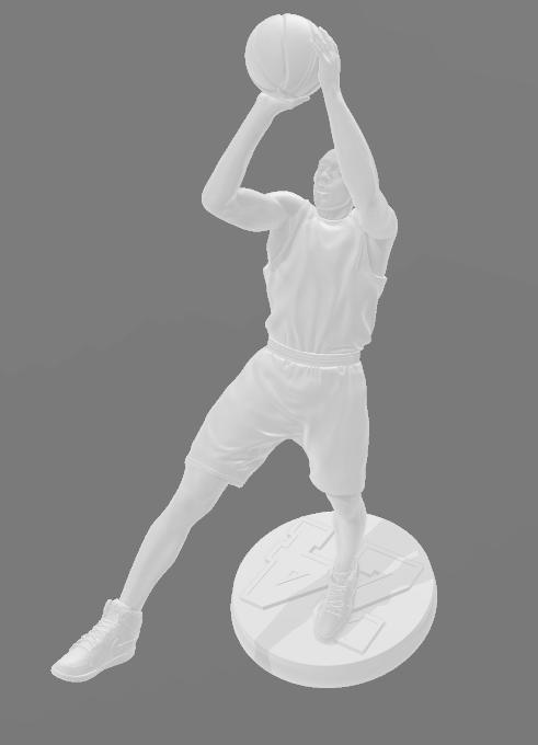 kobe 1.png Télécharger fichier STL gratuit statue kobe bryant • Design à imprimer en 3D, fantibus14