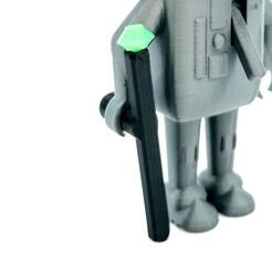 IMG_20210117_221818.jpg Télécharger fichier STL gratuit ÉLÉGANT BÂTON POUR CYBER_ROB LE ROBOT (EXTENSION) • Plan pour impression 3D, Cyber_3dprinter