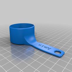 Descargar modelo 3D gratis Cuchara de café de 20ml., Amino