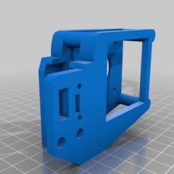 Descargar diseños 3D gratis Ender-3 Y eje de la montura de pasos para el amortiguador, Amino