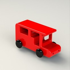 Download 3D model Toy car, osayomipeters