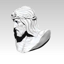 Fichier imprimante 3D gratuit Jésus, osayomipeters