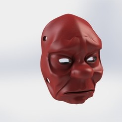 Download free STL file Mask • 3D printer object, osayomipeters