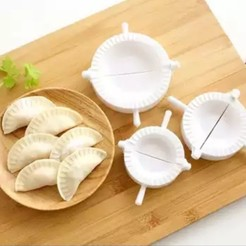 Download 3D printing designs Meat pie maker, osayomipeters