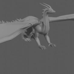 Télécharger fichier STL gratuit Dragon • Plan à imprimer en 3D, osayomipeters