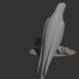 Parrot4.png Download free STL file Parrot • 3D printing template, osayomipeters