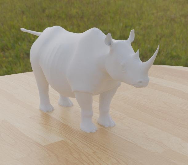 rhino.png Télécharger fichier STL gratuit Rhino • Modèle pour impression 3D, osayomipeters