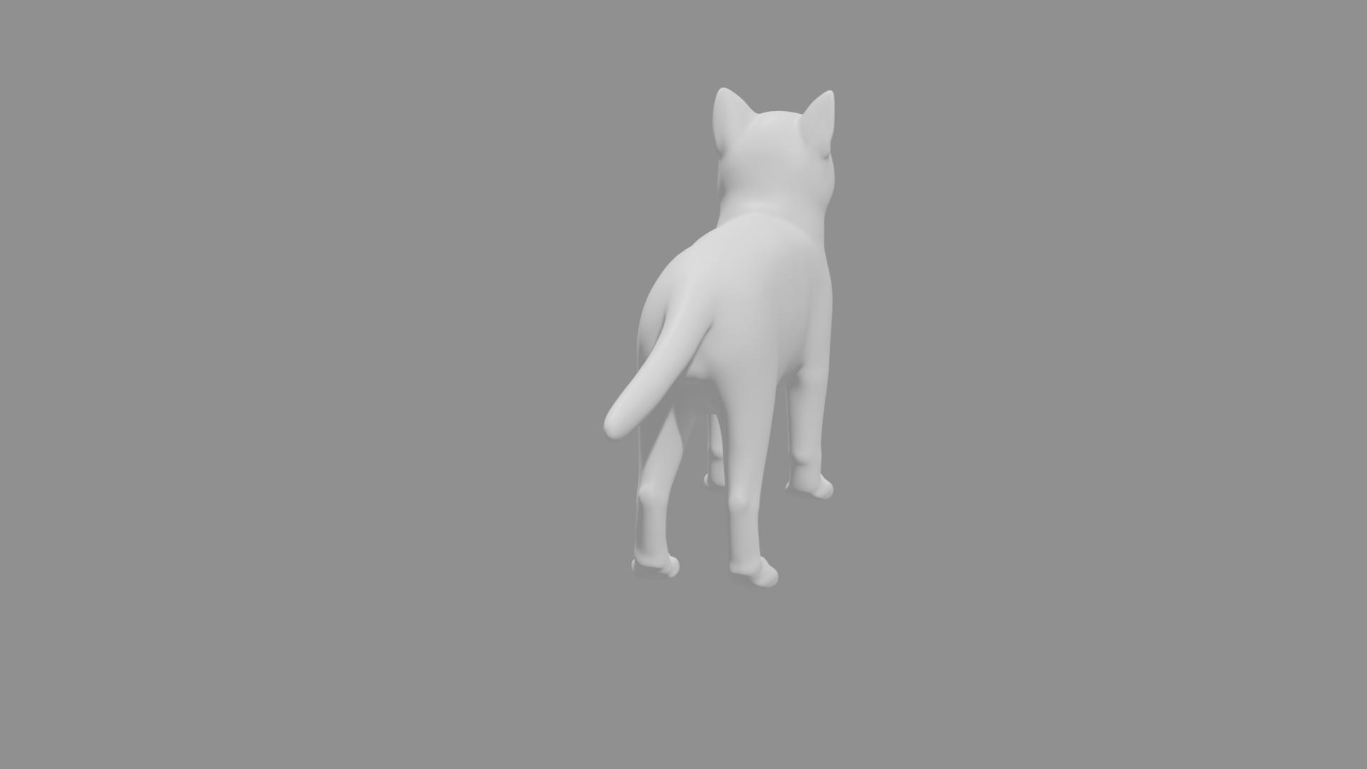 Cat5.png Télécharger fichier STL gratuit Chat • Modèle pour impression 3D, osayomipeters