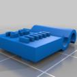 Download free 3D printer model Knitting Needle Holders, mjhutchby