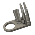 Download free 3D model Airbrush Holder, WF3D