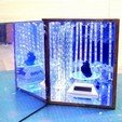 Download free 3D model Resin UV Curing Chamber, WF3D