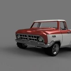 Télécharger fichier STL Camionnette Fortnite • Modèle imprimable en 3D, TomasTN