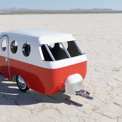 10c52bdb-97a9-45fb-831f-60f3075f352d.JPEG Télécharger fichier STL gratuit Amis Lego VW caravane • Objet à imprimer en 3D, TomasTN