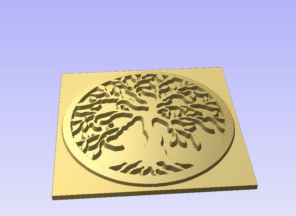 LifeTree.jpg Download free STL file Murat Sevinc • Design to 3D print, integre