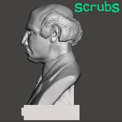 IMG_20190628_093713 (4).jpg Download STL file The Lawyer Ted Buckland of Scrubs 3D print model • 3D printer design, 3dsc