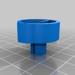 PLUG_V2.png Download free STL file Coral Plug • 3D printing object, alexbayle3
