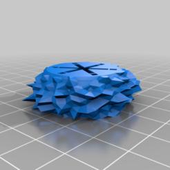 corp_plug.png Télécharger fichier STL gratuit plug coraux • Plan imprimable en 3D, alexbayle3